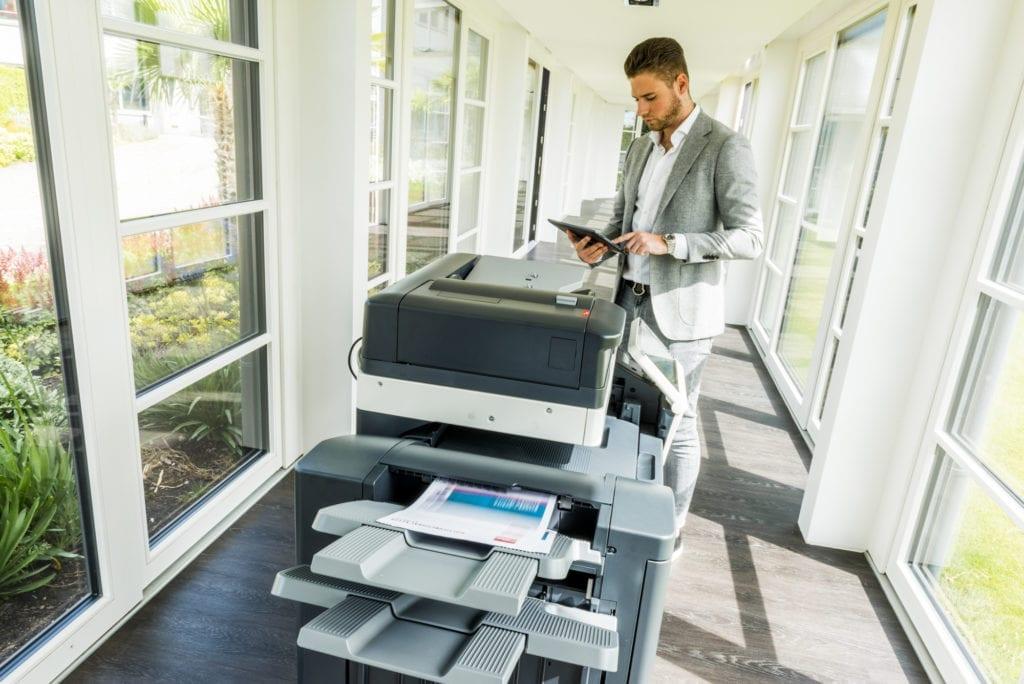 Mobiel printen