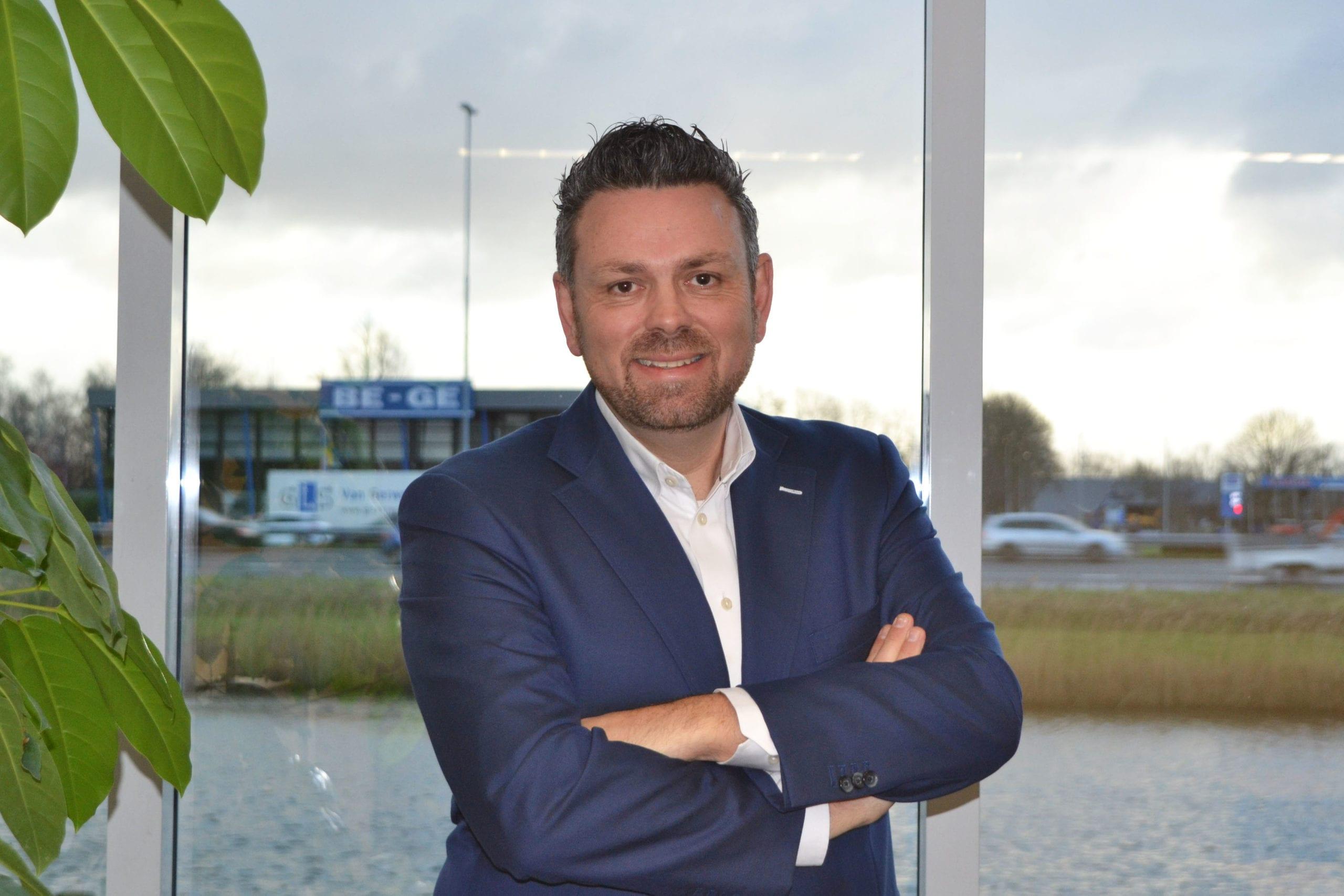 Jean-Louis van Aerle nieuwe Commercieel Directeur Itec Printgroup Benelux