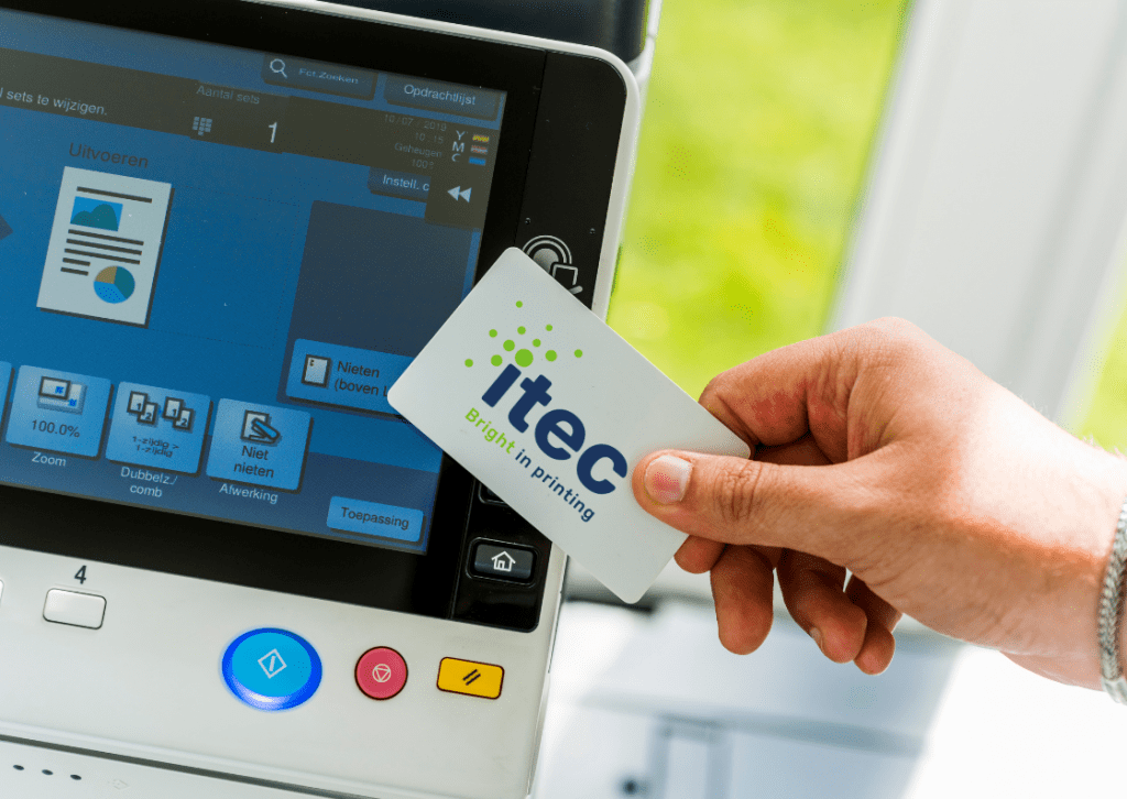 Itec Follow me print software